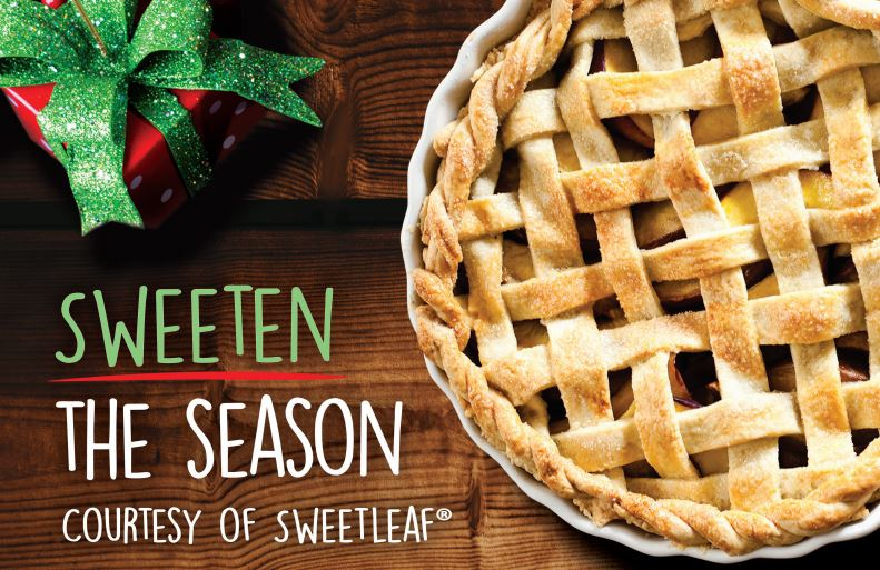 SweetLeaf No-Sugar Apple Pie Recipe