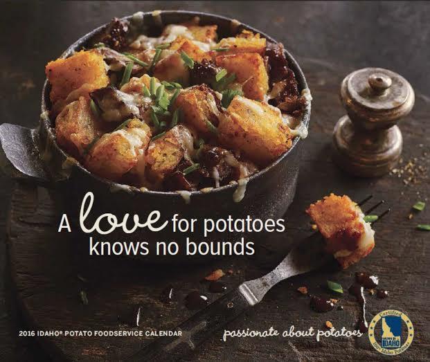 Idaho Potatoes no bounds