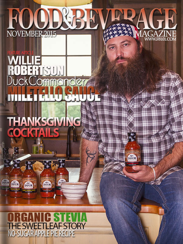 Food & Beverage Magazine November 2015