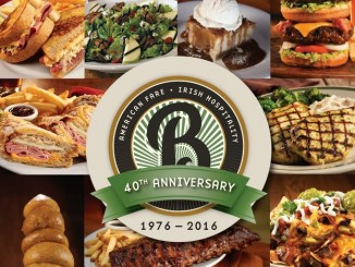 Bennigan's Rolls Out New 40th Anniversary Menu