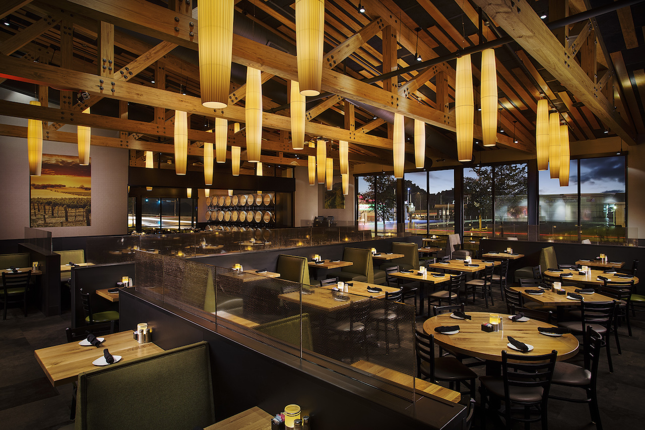 Cooper 39 s hawk winery restaurants opening new location in for Food 101 bar bistro