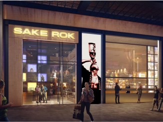 Sake Rok Brings Sushi, Sake and a Spectacle Like No Other to the Las Vegas Strip
