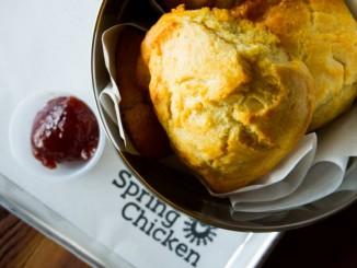 Founder of Yardbird Opens Spring Chicken