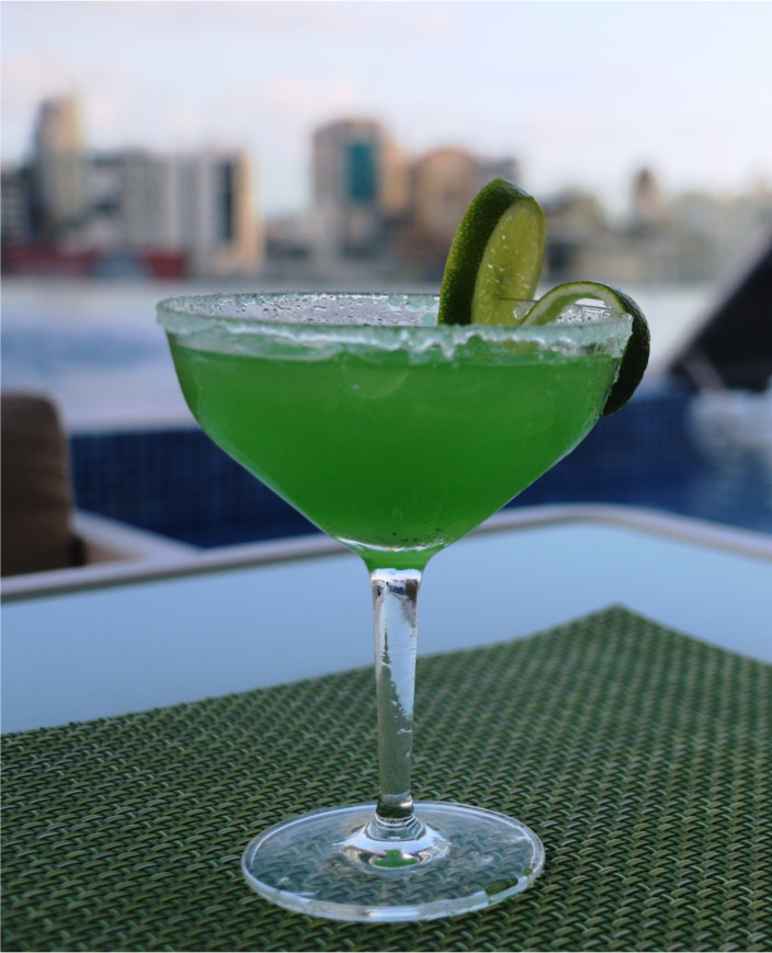 St. Patrick's Day Cocktails At Hilton's Caribbean and Latin America Properties