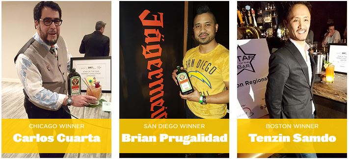 Star of the BAR Finalists Create Winning Jager Cocktails