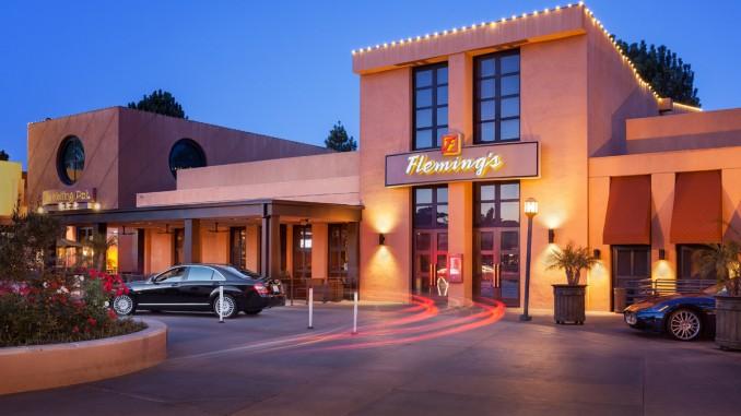 Courtesy Fleming's Prime Steakhouse & Wine Bar
