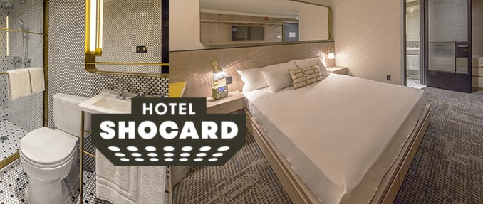 Hotel shocard design focused boutique hotel debuts in new for Design boutique hotels new york