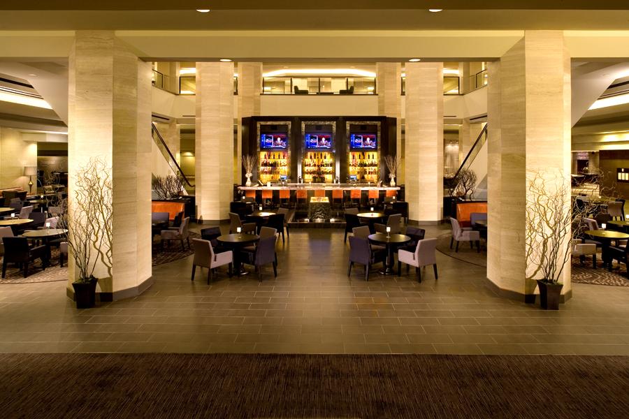 Anaheim Hilton Mix Restaurant Menu