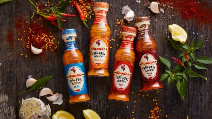 """Nando's PERi-PERI, the """"Most Famous Sauce You've Never Heard Of,"""" Now in 10,000 U.S. Supermarkets"""