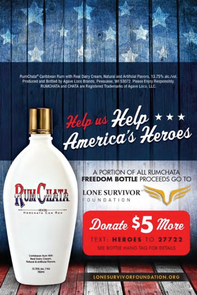 rumchatas-freedom-bottle-program-has-exceeded-more-than-500000-in-donations-to-lone-survivor-foundation-over-the-past-three-years