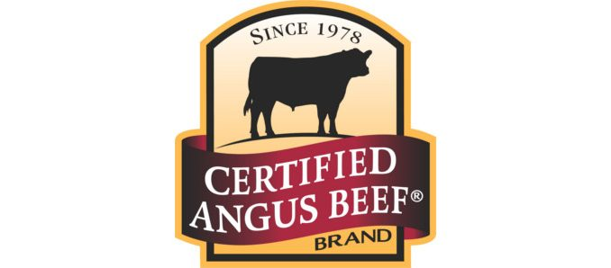 Certified Angus beef at the Carolina Meat & Fish Co.