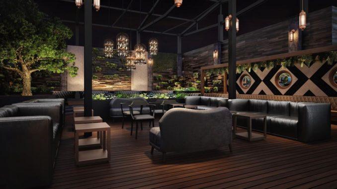 liaison restaurant + lounge -lounge area