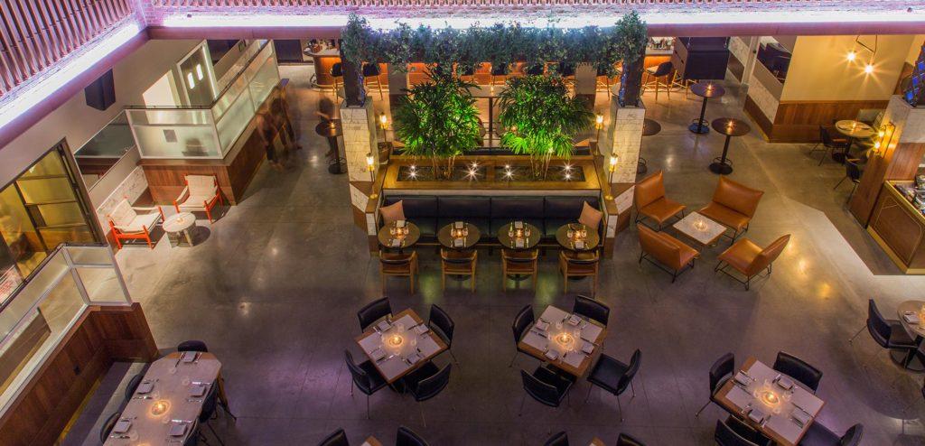 Boleo An Argentine Courtyard Inspired Rooftop Food