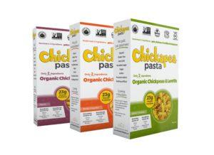 Chickapea Pasta Gaining Steam