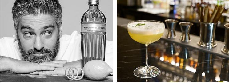 Mercer Sevilla Opens FIZZ Bar + Restaurant