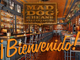 Mad Dog & Beans Mexican Cantina Grand Opening