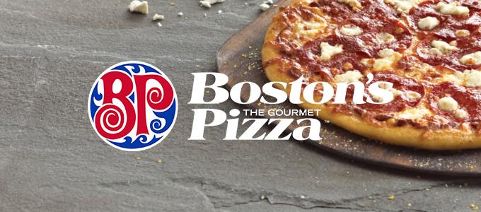 Boston Pizza Food Beverage Magazine