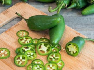Fresh Jalapeños Turn Up The Heat At Salata