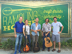 Faces Behind the Music: Songwriters Take the Stage