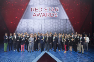 HEINEKEN USA Recognizes Andrews Distributing with 2017 Red Star Award