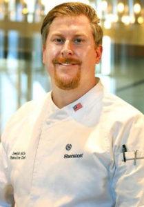 Sheraton Los Angeles San Gabriel Hotel Welcomes Executive Chef Joseph Mills