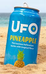 UFO Pineapple: A Fresh, New Tropical Adventure