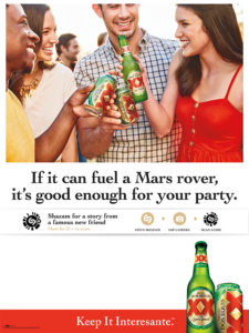 Dos Equis® Debuts Keep It Interesante Campaign, Shows Shoppers How To Up Their Storytelling Game