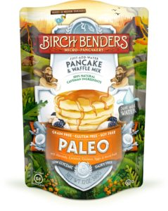 Natural Pancake & Waffle Mix Brand Birch Benders Has Expanded Into Walmart Stores
