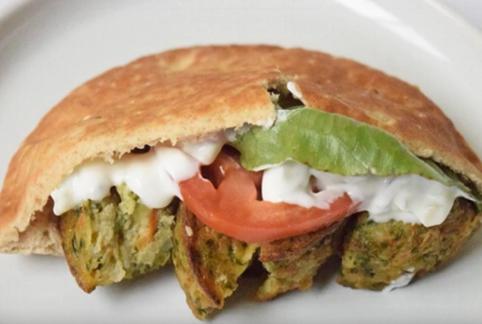 Gardenlite • Perfect Superfood Pita Recipe