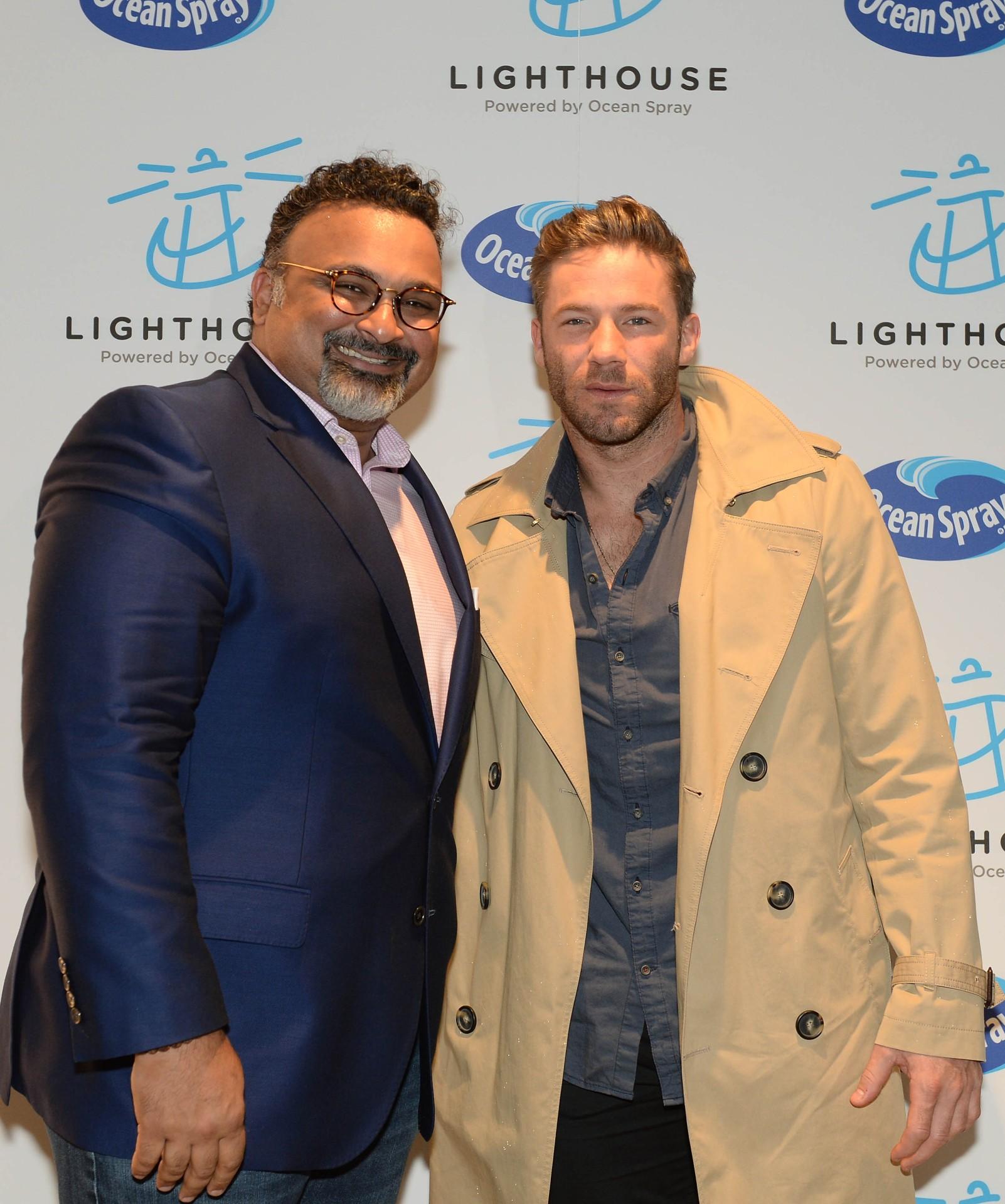 "Ocean Spray Launches ""Lighthouse"" A Marketing & Innovation Hub in Boston"