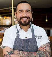 """Chef Jose """"JoJo"""" Ruiz"""