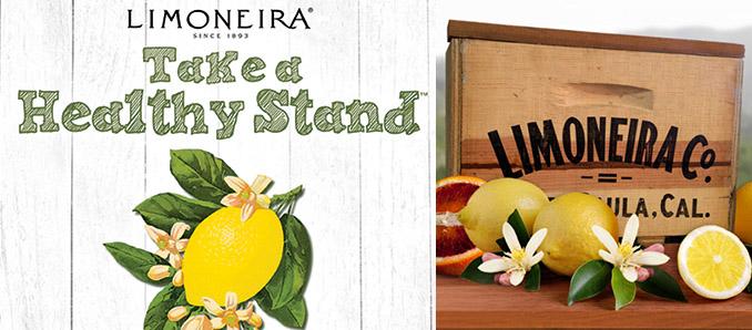 Limoneira's 'Take a Heathy Stand' Initiative Now Underway