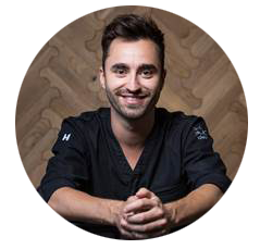 Michelin Starred Chef Silvio Germann of IGNIV Partners with SWISS Airline