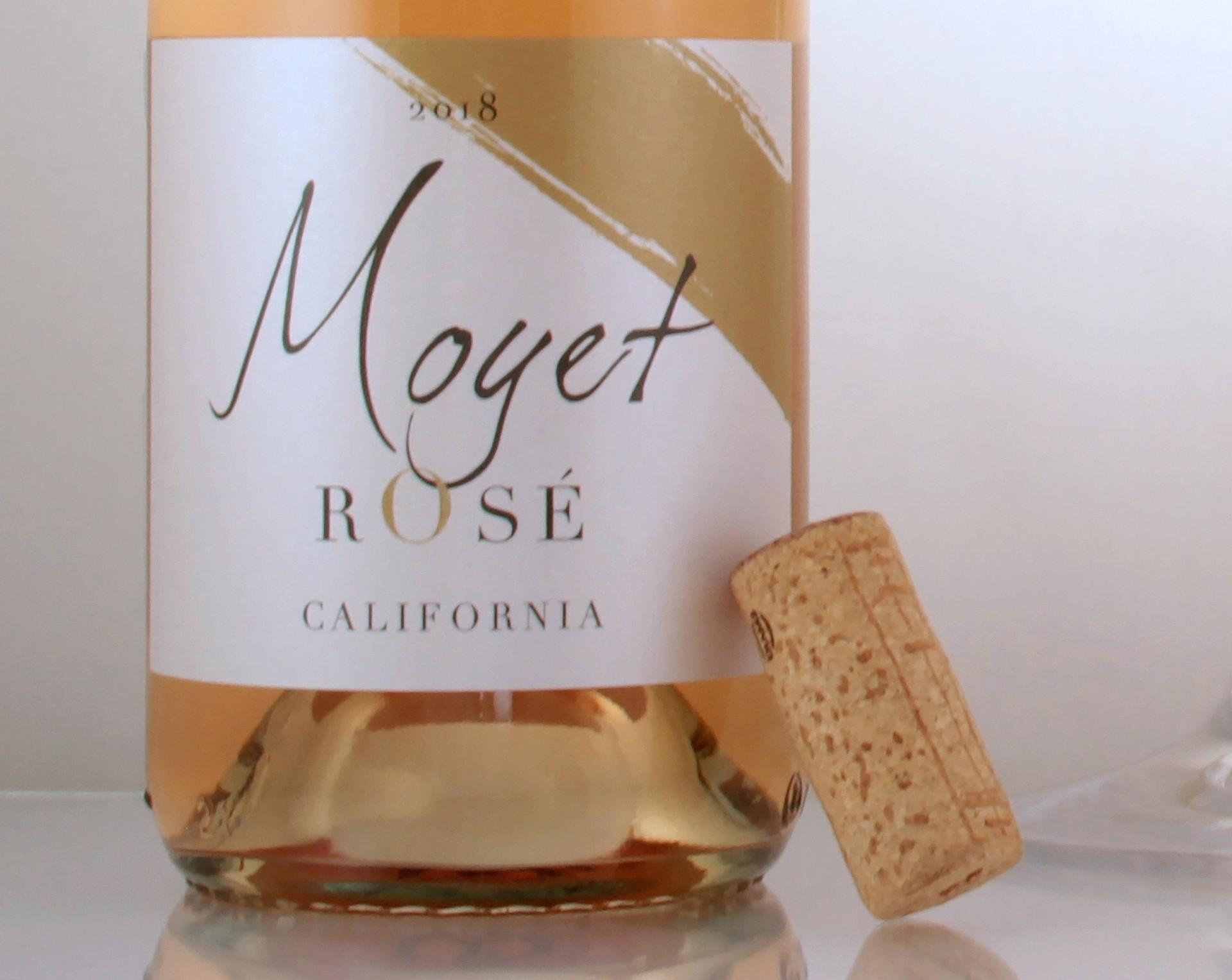 Moyet Rosé: A Wine Celebrating the Name