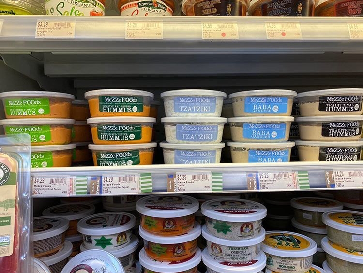 Family-owned Mezze Foods delivers the flavors of hummus
