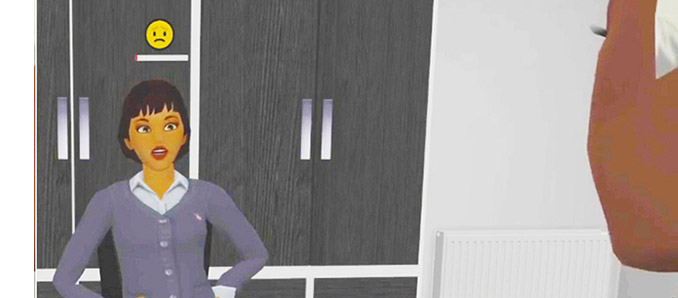 Interactive 3D Simulations Helping F&B Execs, Employees Master Uncomfortable Conversations