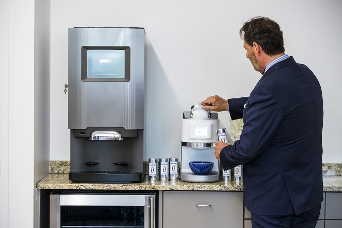 NEW COLDSNAP™ FOR BUSINESS LAUNCHED — ICE CREAM APPLIANCE FOR BUSINESS & CONVENIENCE STORES