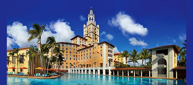 The Biltmore Hotel Miami Celebrates 95th Anniversary