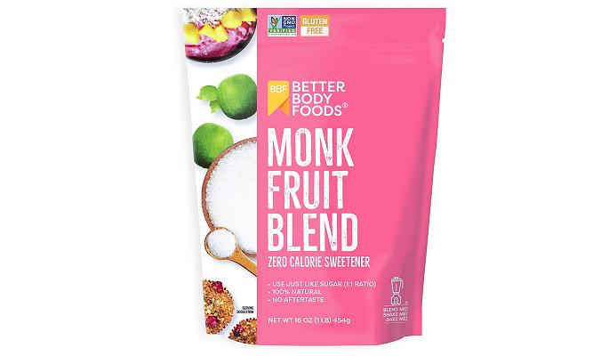 4 Healthy Sugar Alternatives from BetterBody Foods