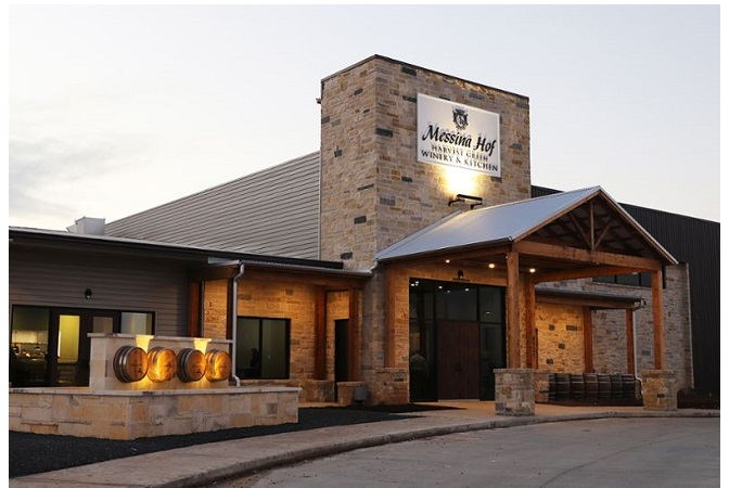 Legacy Texas Winery Opens Doors at Messina Hof Harvest Green Winery & Kitchen