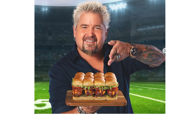 King's Hawaiian And Guy Fieri Join Forces To Take Sandwich Lovers To Flavortown