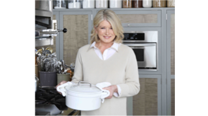 Martha Stewart Joins BurgerFi's Board of Directors Stewart to Chair Product & Innovation Committee