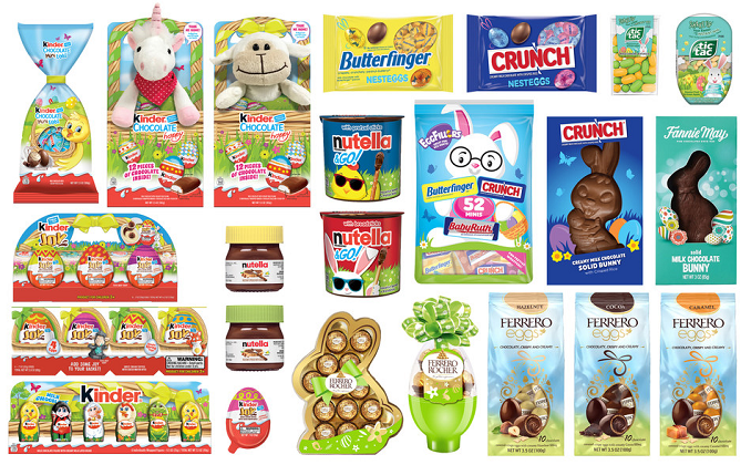 """Ferrero Announces Limited-Edition Easter Treats And Launches The """"Kinder Kalendar"""" To Help Families Spark Moments Of Happiness This Spring"""