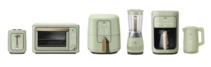 Drew Barrymore Announces Beautiful Kitchenware – Drops Sage Green Appliances