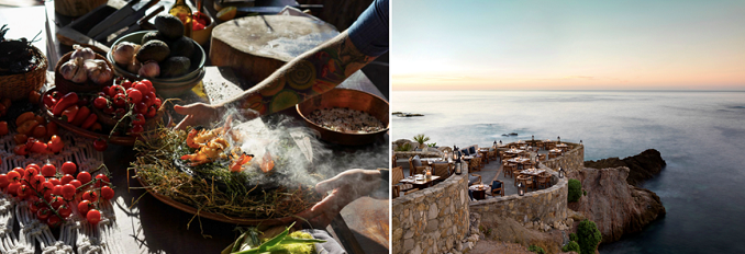 ESPERANZA, AUBERGE RESORTS COLLECTION BREATHES NEW LIFE INTO THE LOS CABOS CULINARY SCENE WITH NEW CHEF TEAM AND ELEMENTAL MENU
