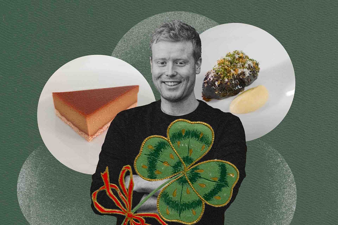St Patrick's Day : Irish Chef Shares Michelin Recipes