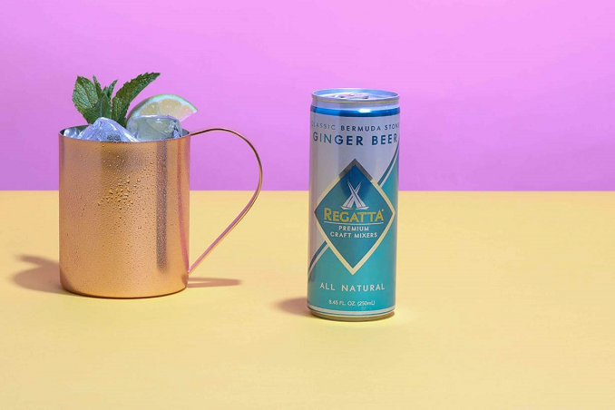 REGATTA CRAFT MIXERS AND @BEAUTIFULBOOZE TEAM UP TO CREATE THREE AMAZING COCKTAILS TO CELEBRATE THE DAY!