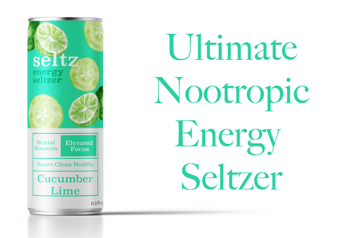 A team from Yale University just launched their focus-enhancing energy seltzer, Seltz Energy on Indiegogo!