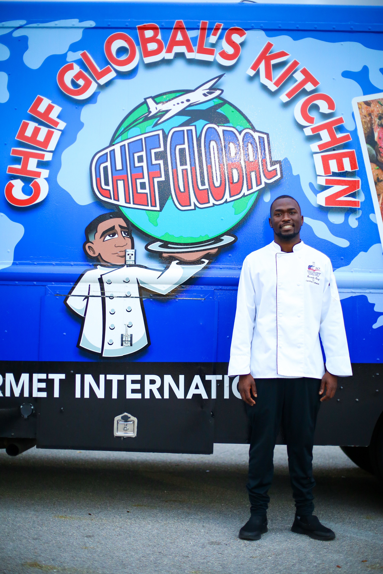 Ricardo Lory: Chef Global's Kitchen— Naples, Florida