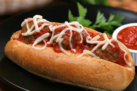 A reason to enjoy comfort food on National Cold Cuts Day and National Meatball Day